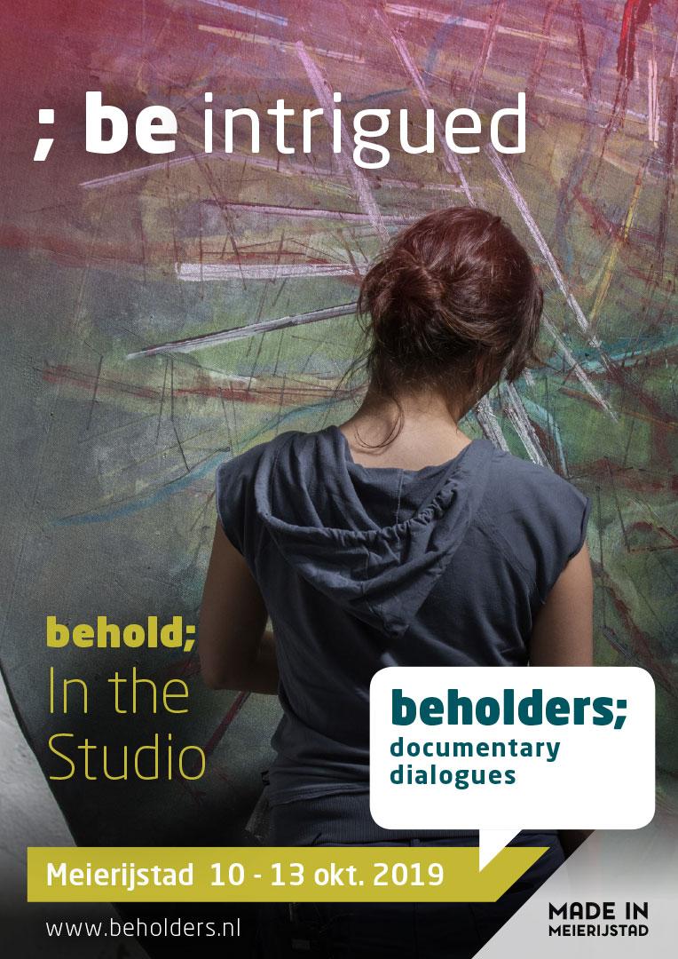 Beholders In the Studio