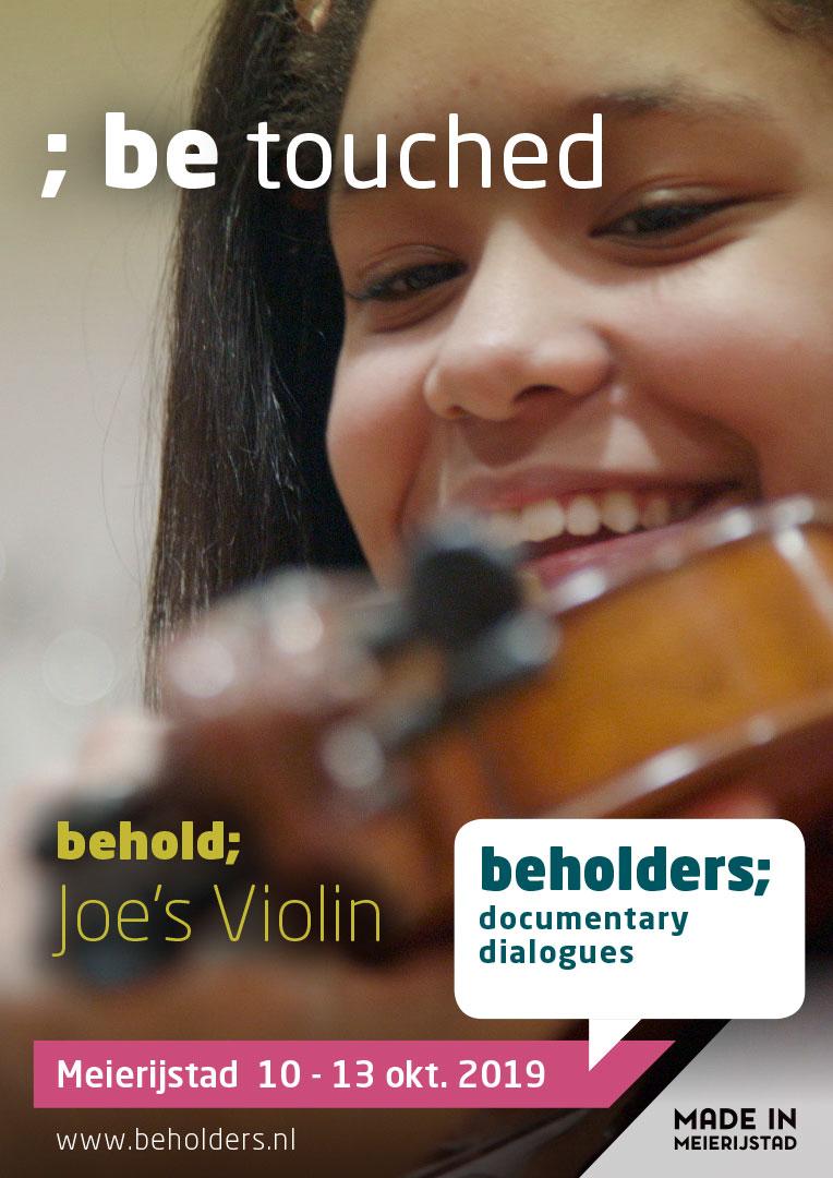 Beholders Joe's Violin