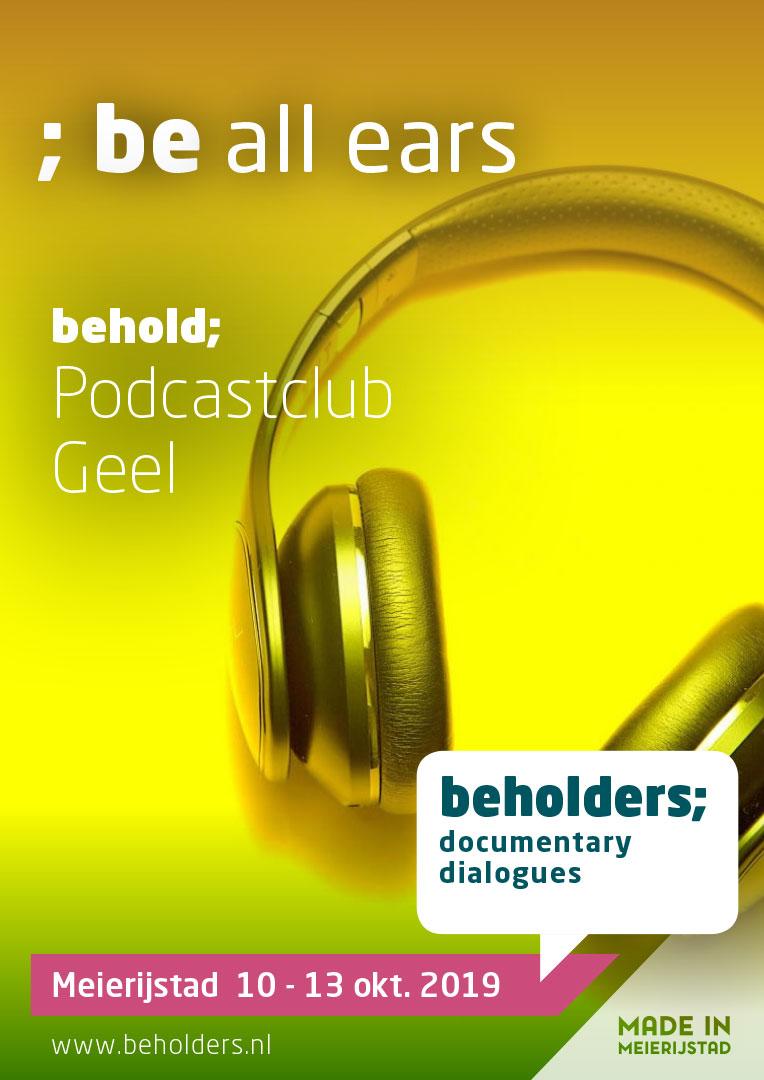 Beholders - Podcastclub Geel