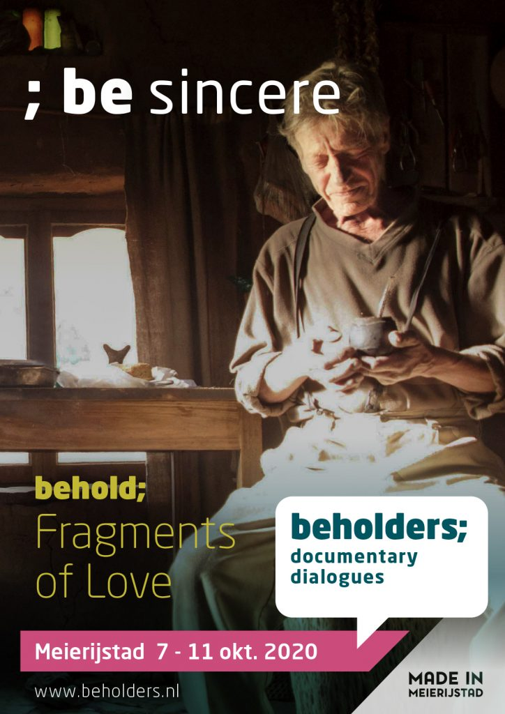 Beholders - Fragments of Love - Poster