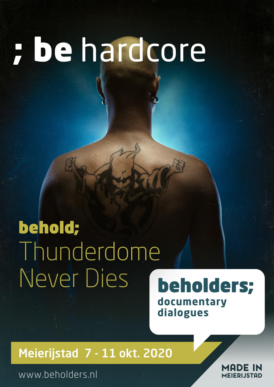 Beholders - Thunderdome Never Dies