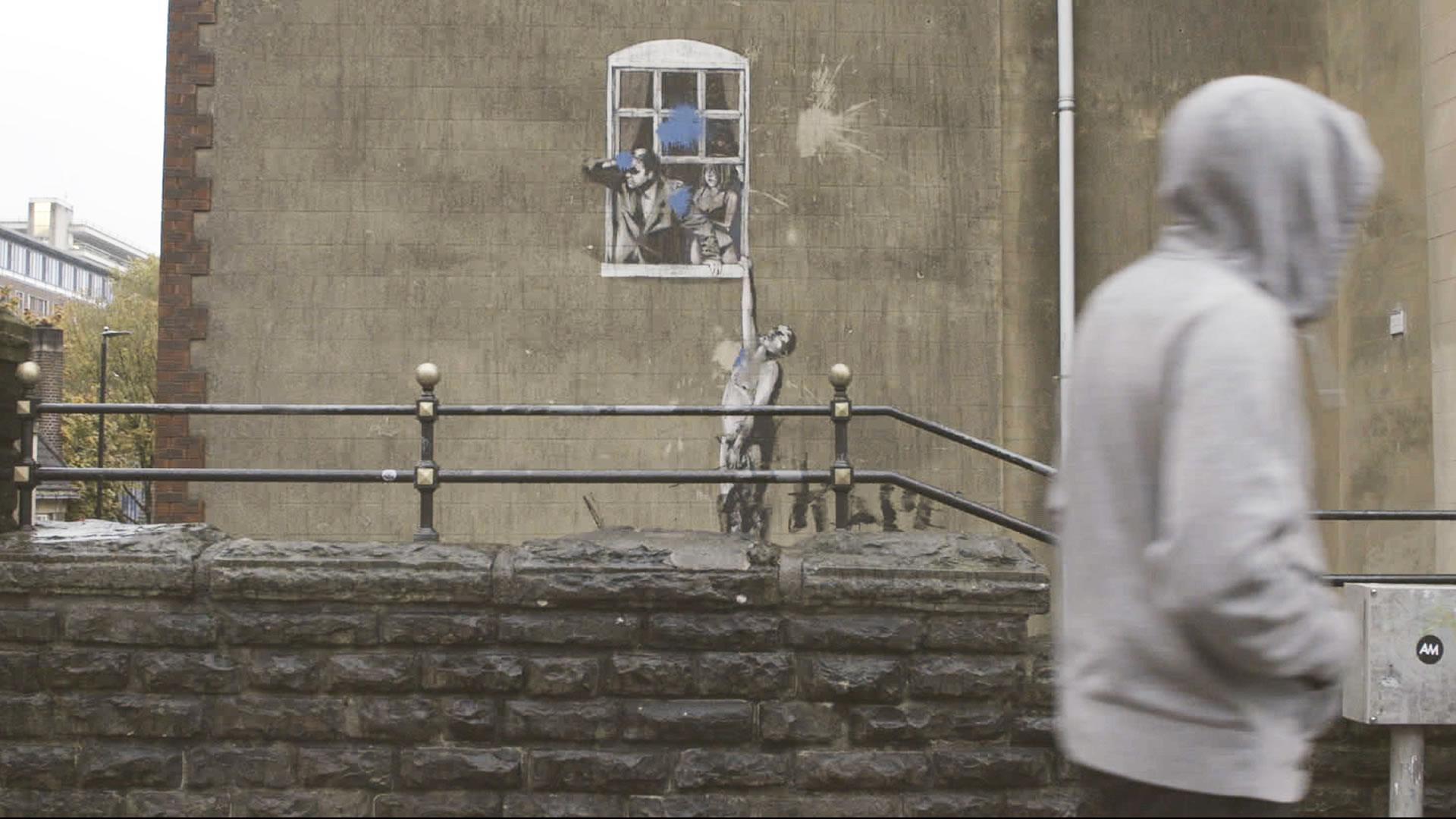 Beholders - Banksy Most Wanted