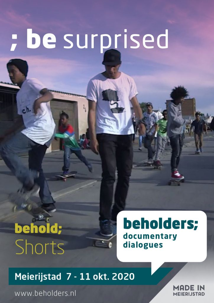 Beholders - Shorts