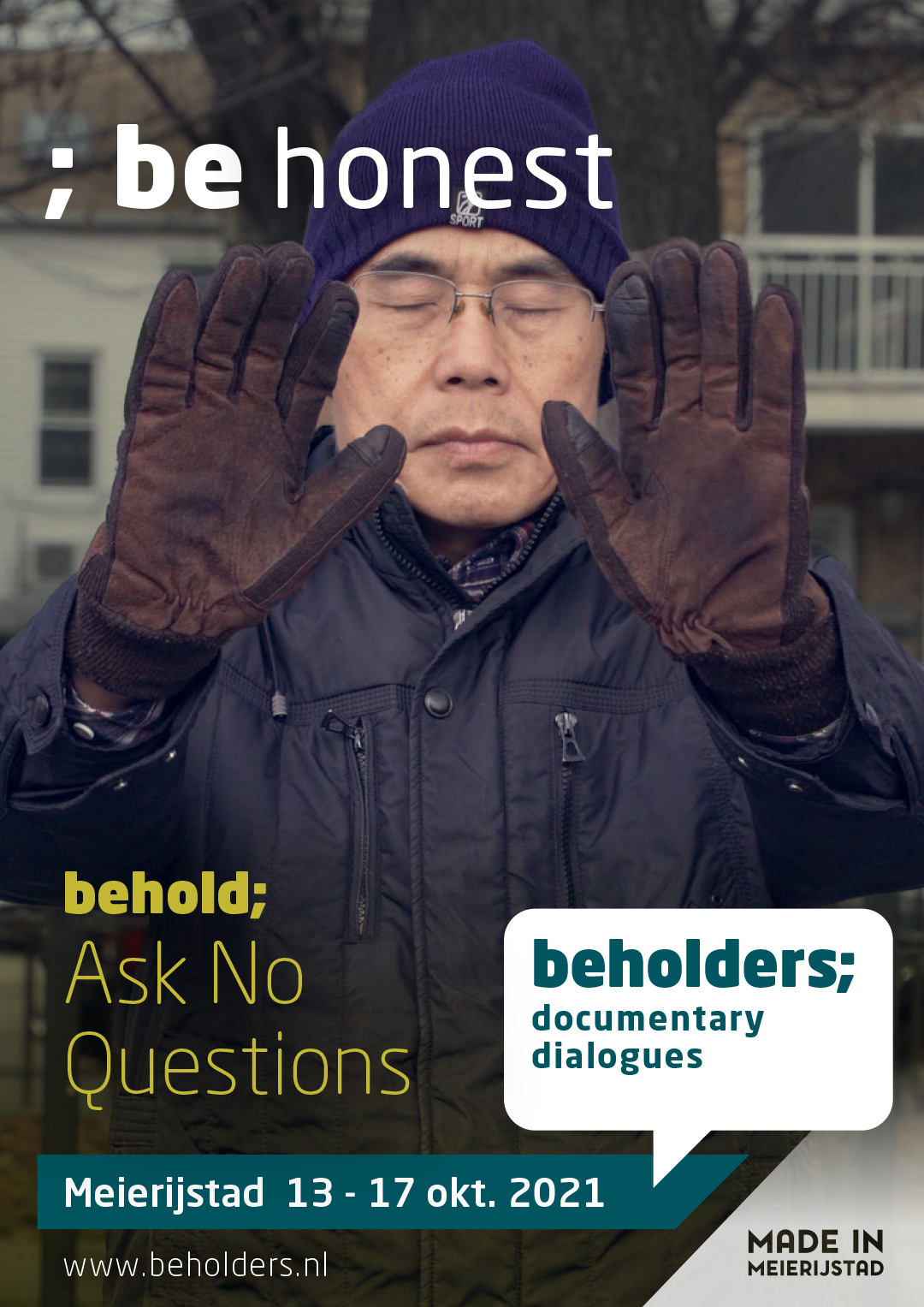 Beholders - Ask No Questions