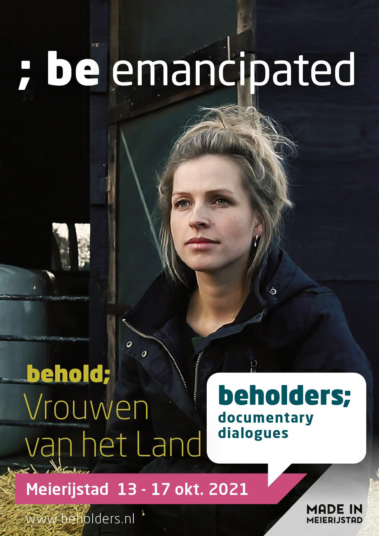 Beholders - Vrouwen van het Land - Poster 2021