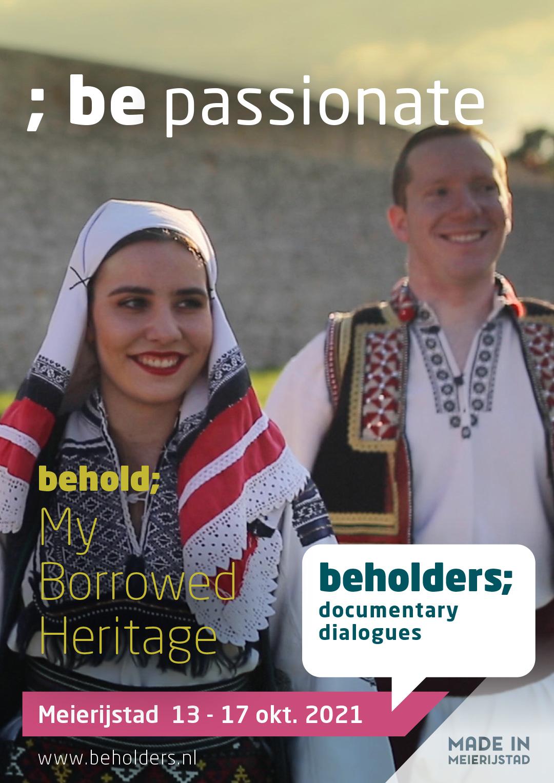 Beholders - My Borrowed Heritage
