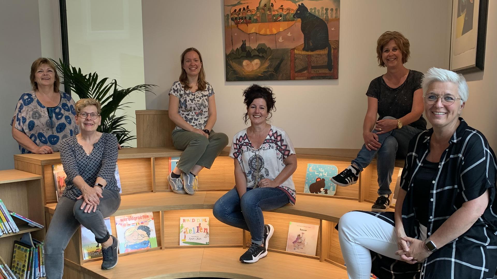 Beholders - Bibliotheken - Team
